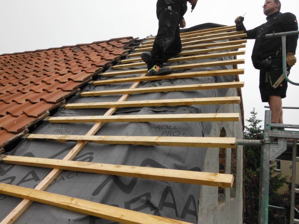 Dacheindeckung - Dachsanierung